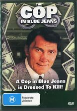 The Cop In Blue Jeans - DVD