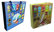 More details for digital quran pen reader tajweed colour coded 5 books m9 m10 model + free tasbih