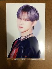 "New ATEEZ Yeosang Unofficial 4""x6"" White Version Concept Photo Treasure Ep. Fin"