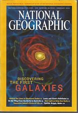 National Geographic February 2003 Galaxies/Sudan/Lewis & Clark's Pathfinder
