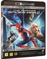 The Amazing Spider Man 2 4K UHD + Blu Ray