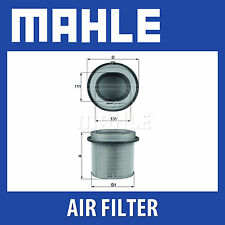 Mahle Air Filter LX670 - Fits Hyundai, Mitsubishi - Genuine Part
