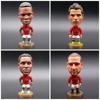 ManUnited Fussball Figuren Fan Artikel Sammlung Manchester Ronaldo Pogba Doll tv
