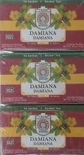 Damiana Tea Tadin. 24 - Bags x 3 = 72 bags