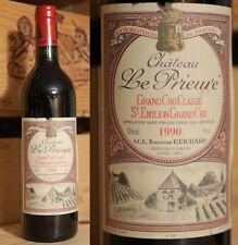 1990er Chateau Le Prieure - Saint Emilion Grand Cru Classe - Top Jahrgang !!!!!
