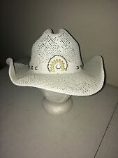 NEW Bullhide Hats 2669 Lil/' Pardner Collection Hold On Tight Brown Cowboy Hat