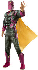 The Avengers: Vision Deluxe Adult Costume Size Standard