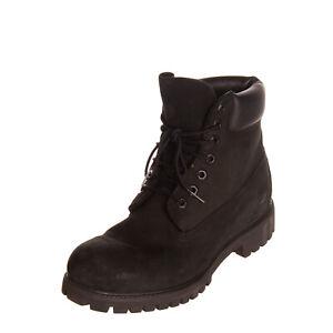 RRP €195 TIMBERLAND Nubuck Leather Work Boots EU42 UK8 US8.5 Primaloft Lug Sole