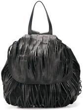 CUTULI CULT Laser cut black leather rucksack BNWT & dustbag