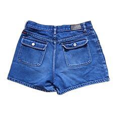 Vintage Fubu Jean Shorts Womens Size 11/12 Denim