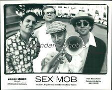 Sex Mob   Ropeadope Records Original Music Press Photo