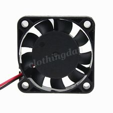 12V 0.06A mini 40x40x10mm  Brushless Cooling Cooler Fan 2Pin 9blades