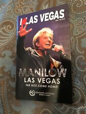 BARRY MANILOW ON COVER I LOVE LAS VEGAS  MAGAZINE JUNE/JULY 2018