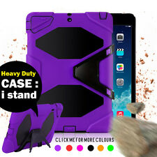 Kids Heavy Duty Shock Proof Case Cover for iPad 6 5 Mini 3 4 Air 1 Pro 9.7 12.9
