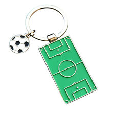 2018 World Cup 3D Sports Rotating Football Soccer Keychain Key Fob Ball