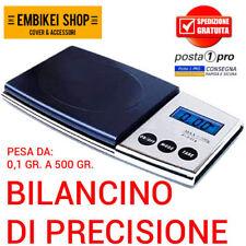 BILANCINO DI PRECISIONE MINI BILANCIA ELETTRONICA DIGITALE LCD peso 0.01gr 500gr