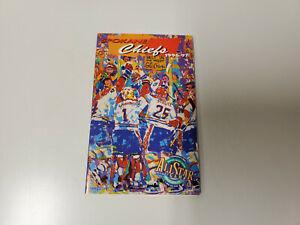 RS20 Spokane Chiefs 1996/97 Minor Hockey Pocket Schedule - Bud Ice