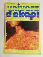 N18 Rivista Universo Okapi N°78 Salvare La Terra, Deux Emergenze, Feed I Uomo