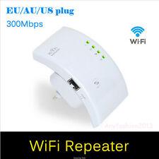 300Mbps 802.11 Repetidor WIFI Wireless-N AP Amplificador de señal de señal de