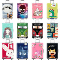 """18""""-32'' Cute Elastic Luggage Cover Trolley Case Cover Protector Anti Scratch"""