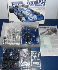 1/20 Tamiya Tyrell P34 1977 Monaco GP
