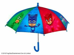 Ombrello bimbo pj masks 38 cm manuale