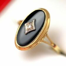 Onyx Yellow Gold 14k Jewellery for Men
