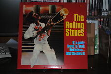 "THE ROLLING STONES IT'S ONLY ROCK'N'ROLL OUTTAKES BUT ... LP 33 GIRI 12""  NEW!!!"