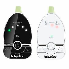 BabyMoov BUONANOTTE Easy Care Digital Baby Monitor & NIGHTLIGHT CON 500m Gamma