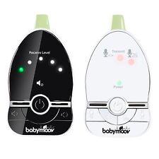Babymoov la hora de acostarse fácil cuidado Digital Bebé Monitor & Luz nocturna con alcance 500m