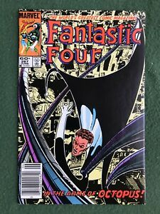 Fantastic Four #267 Marvel Comics Bronze Age Reed Richards Human Torch vf/nm