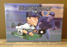 Braden Bishop 2018 Everett Aquasox DIVING CATCH Bobblehead Seattle Mariners SGA