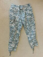 ARMY ACU PANTS  SIZE LARGE - REGULAR