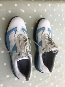 Ecco Womens Golf Shoes Size 7