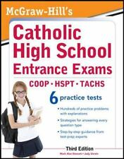 McGraw-Hill's Catholic High School Entrance Exams, 3rd Edition McGraw-Hill's Ca