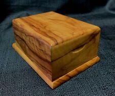 New listing Vintage Wood Cigarette Box Dipenser
