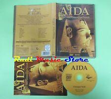 DVD GIUSEPPE VERDI aida 2003 germany DVD CLASSIC 0205 no mc lp vhs cd(DM1)