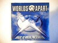 WORLDS APART : BACK TO WHERE WE STARTED  ★ Port Gratuit - CD Neuf ★ NEW & SEALED