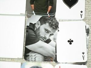 JAMIE DORNAN PLAYING CARDS FULL SET BOXED BRAND NEW FREE POST (D)