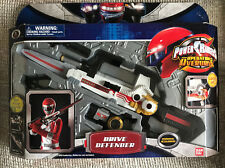 POWER RANGERS OPERATION OVERDRIVE DRIVE DEFENDER BLASTER NEW IN PACKAGE