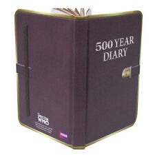 Doctor Who 500 Year Mini Diary Journal Book!