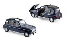 Renault 4 1965 Copenhague blue - NOREV 185241 - 1:18