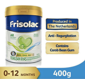 Frisolac Comfort Reduce Baby Constipation & Baby Colic 400g EXP DATE 01/2023