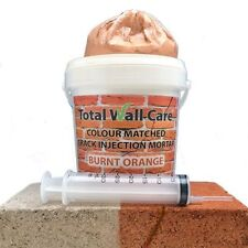 Total Wall Care - Crack Injection Brick Repair Mortar - All Colours