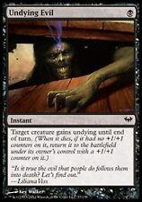 *MRM* FR 4x Survivance du mal ( Undying Evil) MTG Dark ascension
