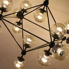 LAMPARA DE TECHO VINTAGE - INDUSTRIAL - ESTILO LOFT - 30cm - LED FILAM.INCLUIDO