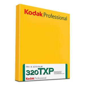 *NEW* Kodak Tri-X 320 4x5 Sheet film (10 sheets)