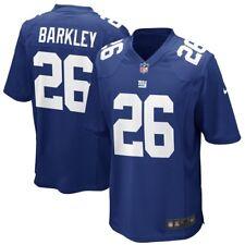 Nike Saquon Barkley NY Giants Youth XL 18-20 Blue Jersey With Tags f74c1723e