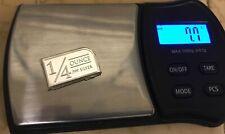 99.99 Fine Silver Bar 7.77 grams Bullion VERY LIMITED Ingot Rounds Coins RARE