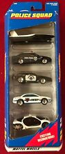 Hot Wheels 5 Pack-Police Squad